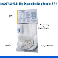 Nooby's Multi Use/Disposable Veterinary Booties