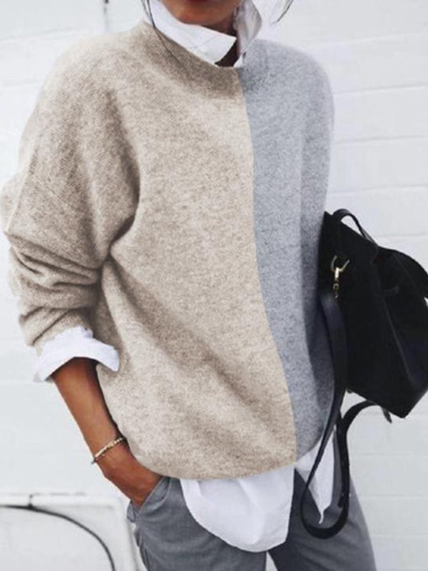 Acrylic Casual Sweater