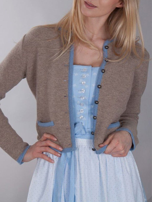 Knitted Vintage Casual Sweater