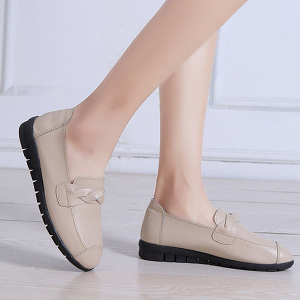 Women's  Comfortable Flat Heel Loafers