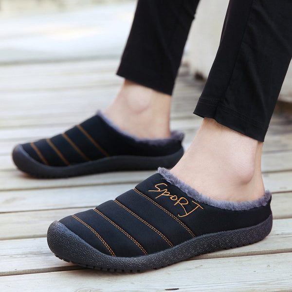 Snow Slippers Loafers Booties Casual Shoes
