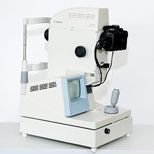 Canon DGI Non-Mydriatic Retinal Camera (Pre-Owned)