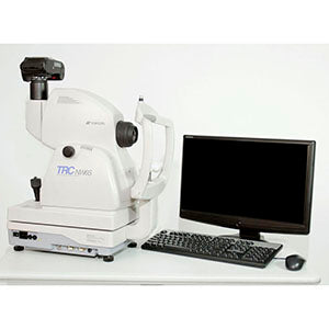 Topcon NW-6S Non-Mydriatic Fundus Retinal Camera (Pre-Owned)