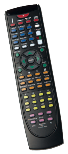 Lombart CVS System Advanced Remote