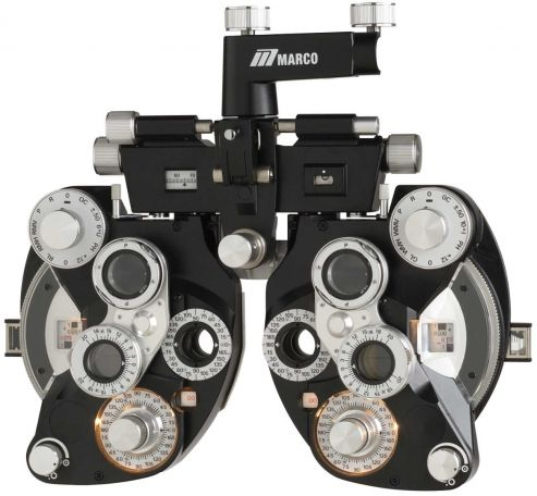 Marco RT-700 Illuminated Manual Refractor