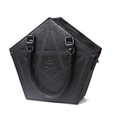 Pentagram Gothic Five Star Handbag