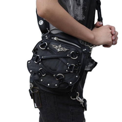 Steampunk Handbags Bolsos Steampunk Bag Unisex Male Female Steampunk Shoulder Bag
