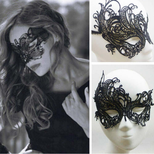 Venetian Lace Eye Mask Masquerade Ball