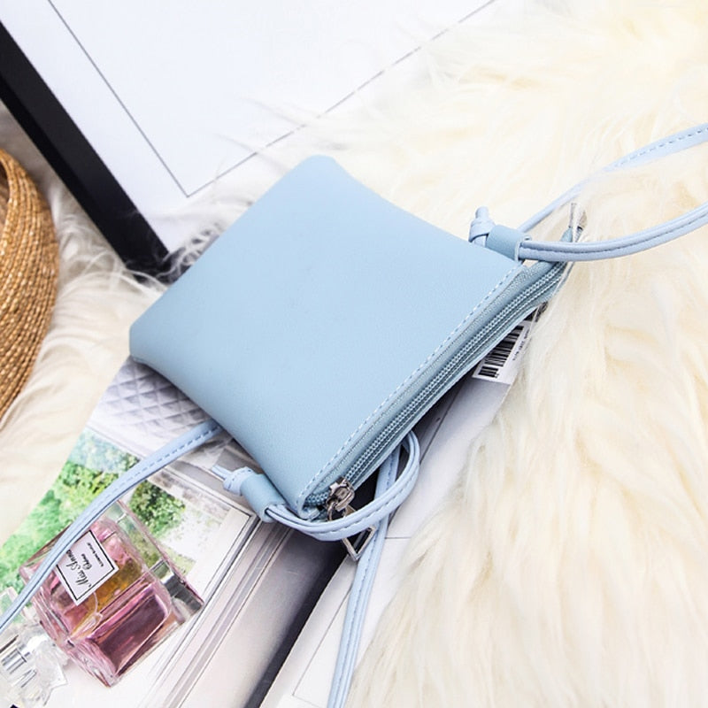 Wallet Bag with long strap