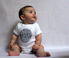 Load image into Gallery viewer, I AM Rebel Baby Onesie