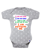 Load image into Gallery viewer, Perfectly ME Rebel Baby Onesie