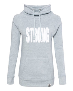 The STRONG Super Soft Cowl Neck Sweatshirt