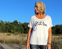 Load image into Gallery viewer, FearLESS Flowy Tee