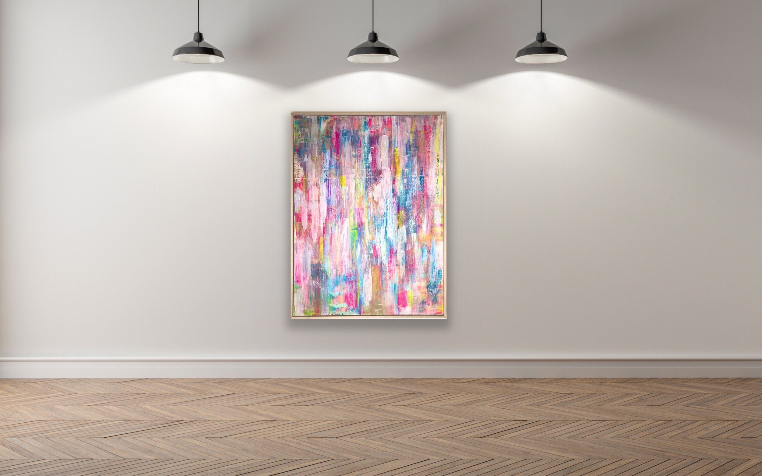 'CandyLand' Original Painting