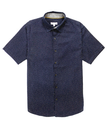 Byron Dots Short Sleeve Shirt