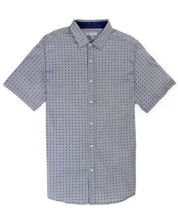 Ethan Stars Short Sleeve Shirt