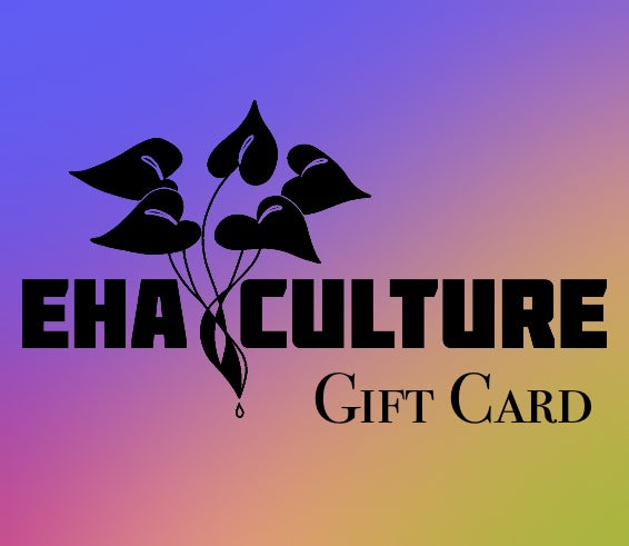 EHA Culture Gift Cards