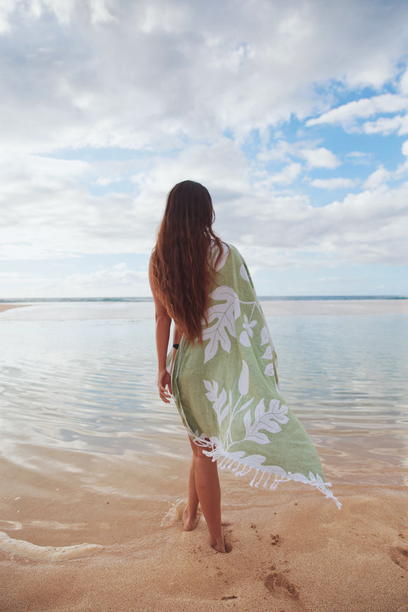 PRE-sale-'Ohana Turkish Beach Towel