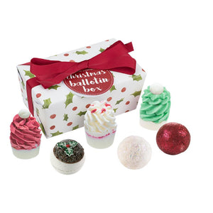Bomb Cosmetics - Christmas Ballotin Collection Assortment - Sorted Gifts