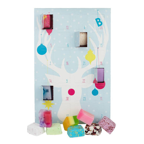 Bomb Cosmetics - Countdown to Christmas Advent Calendar - Sorted Gifts