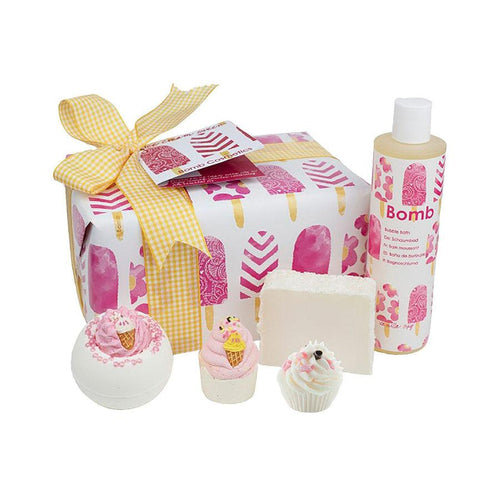 Bomb Cosmetics - Ice Cream Queen Gift Pack - Sorted Gifts