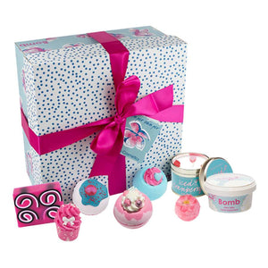 Bomb Cosmetics - Pamper Hamper Gift Pack - Sorted Gifts