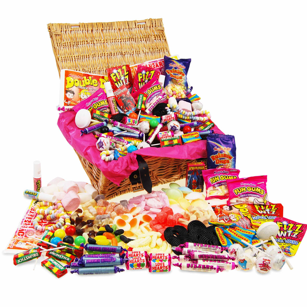Retro Sweet Hamper 2.5kg