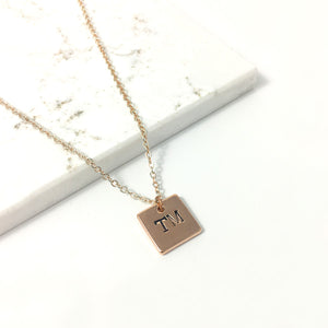 Personalised-Initials-Charm-Necklace