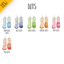 Wellies Dots Pattern Chart