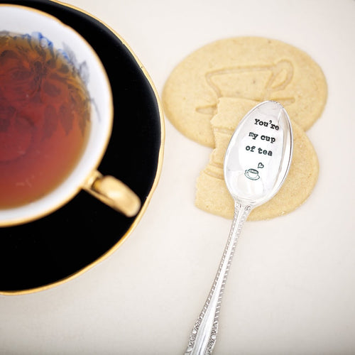 You're My Cup Of Tea Teaspoon