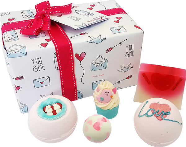 Bomb Cosmetics - Jar of Hearts Gift Pack - Sorted Gifts