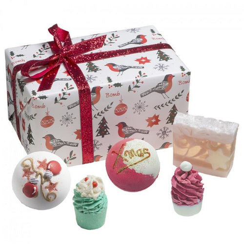 Bomb Cosmetics - Robin The Rich Gift Pack - Sorted Gifts
