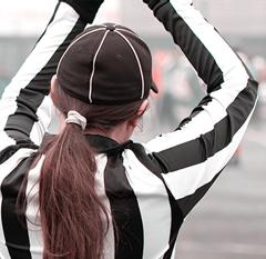 Football Referee Uniforms & Equipment