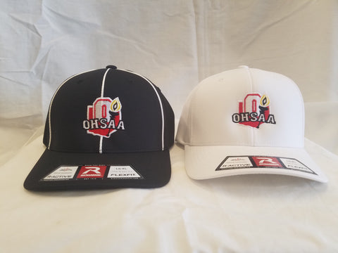 OHSAA Richardson Pulse Flexfit Officials Hat