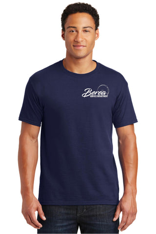 Berea Service Dept. 50/50 T-Shirt (Sold in 3 colors)