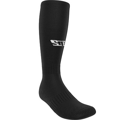 3N2 Sports Black Full Length Socks