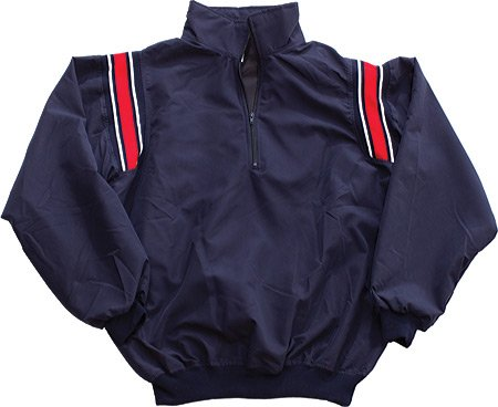 3N2 Sports Umpire Half-Zip Jacket