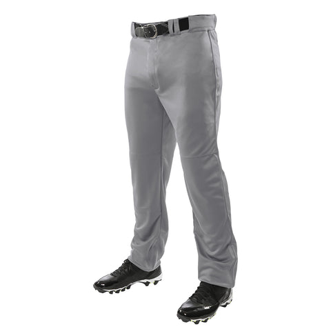 Champro Gray 14 oz Triple Crown Baseball Pants