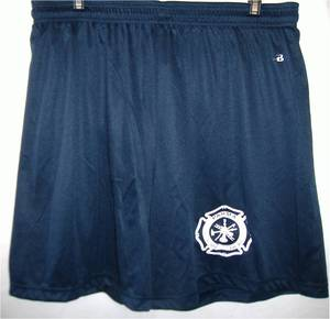 "Parma Fire Screenprinted Badger 9"" Wicking Shorts"