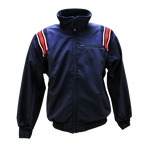 Navy Blue Cold Weather Thermal Umpire Jacket