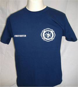 Parma Fire Screenprinted Hanes Beefy T-Shirts