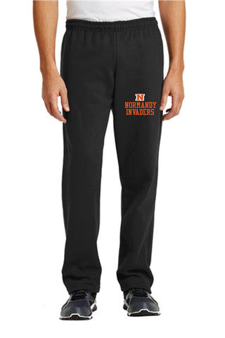 Gildan Sweatpants 184 with Normandy Logo