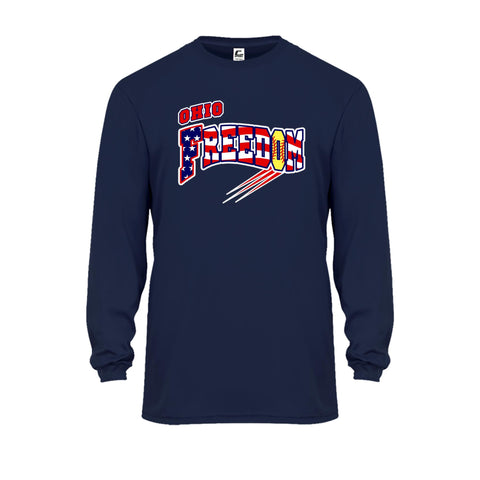 OHIO FREEDOM LONG SLEEVE T-SHIRT