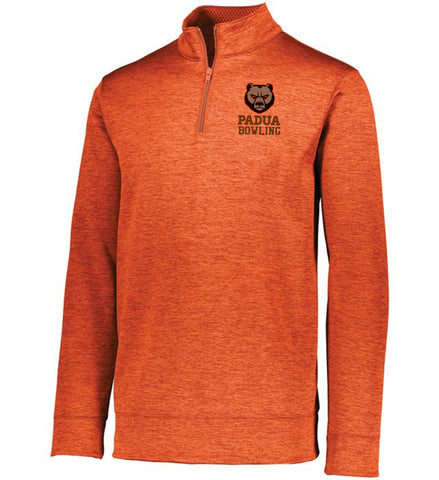 Padua Bowling Augusta Sportswear Embroidered Tonal Heather Pullover (mens or ladies)