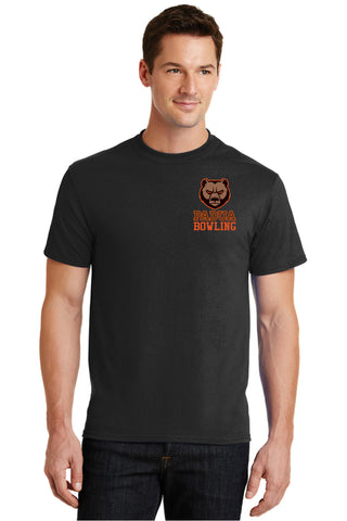 Padua Bowling 50/50 T-Shirt - Left Chest Logo