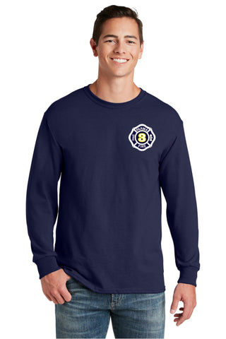 NEW Parma Fire 50/50 Long Sleeve Shirt