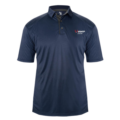 USATF Badger Polo Shirt