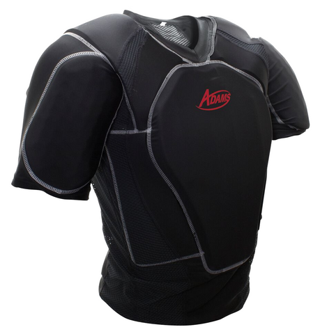 Adams Low Profile Umpire Chest Protector Shirt