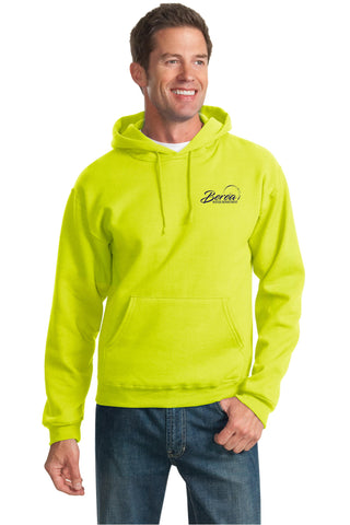 Berea Service Dept Gildan 9 oz 50/50 Hooded Sweatshirt (Sold in 3 colors)