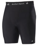 Moisture Wicking Polyester/Spandex Compression Shorts